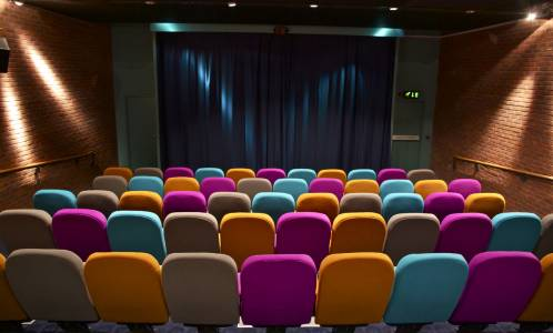 & DCA On Show - Doors Open Day Cinema Tour - Dundee Contemporary Arts