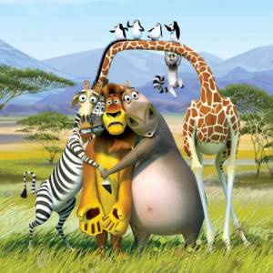 Download wallpaper Madagascar, Madagascar, film, movies free ...
