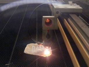 Image for Introduction To Laser-cutting}