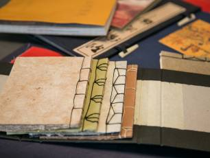 Image for Bookbinding from Tokyo to Timbuktu}