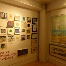 Image for Winter Printmaking Exhibition