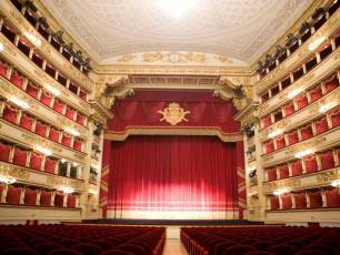 Image for Teatro Alla Scala: The Temple of Wonders}