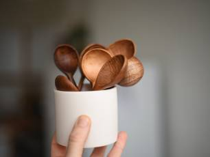 Image for Craft Sunday: Spoon Carving with Object Company}