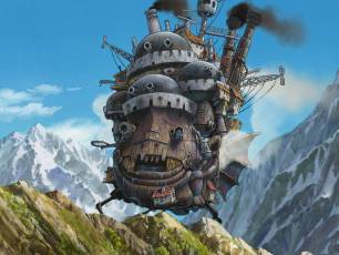 Image for Howl's Moving Castle}