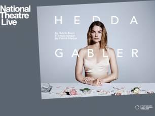 Image for NT Live: Hedda Gabler}
