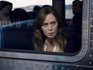 Image for Soft Subtitled Screening: The Girl on the Train}