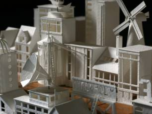 Image for NEoN at Centrespace: Paperholm}