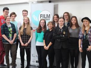 Image for Discovery Film School Dundee 2016}