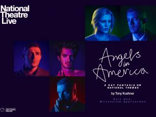 Image for NT Live: Angels in America Part One: Millennium Approaches}