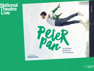 Image for NT Live:  Peter Pan}