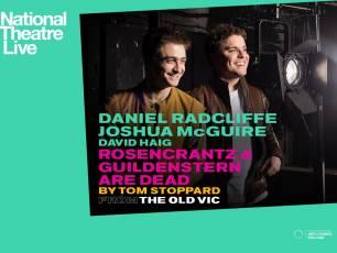 Image for NT Live: Rosencrantz & Guildenstern are Dead}