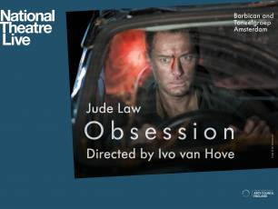 Image for NT Live: Obsession}