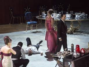 Image for Pre Opera Talk: The Exterminating Angel}