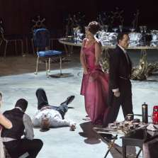 Image for Live from the Met: The Exterminating Angel