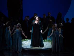 Image for Live from the Met: Semiramide}