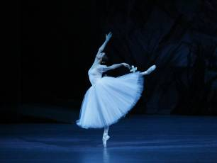 Image for Bolshoi: Giselle}