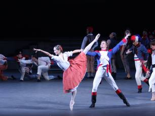 Image for Bolshoi: The Flames of Paris}