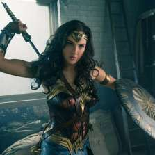 Image for Bring a Baby: Wonder Woman
