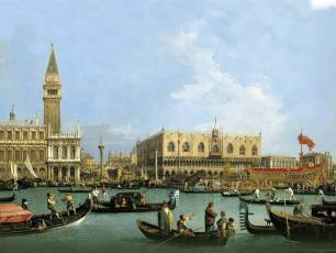 Image for Exhibition on Screen: Canaletto and the Art of Venice}