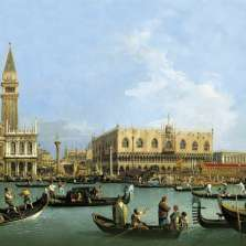 Image for Exhibition on Screen: Canaletto and the Art of Venice