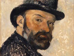 Image for Exhibition on Screen: Cézanne – Portraits of a Life}