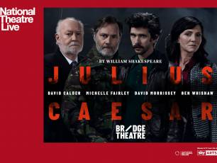 Image for NT Live: Julius Caesar}