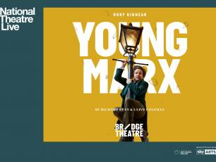 Image for NT Live: Young Marx}