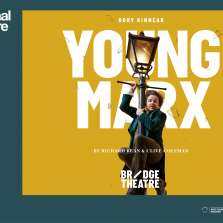 Image for NT Live: Young Marx