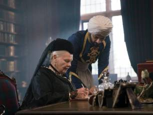 Image for Ciné Sunday: Victoria and Abdul}