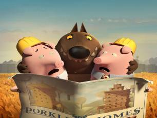 Image for Revolting Rhymes - Schools Screening}