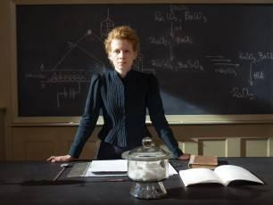 Image for Marie Curie: The Courage of Knowledge}