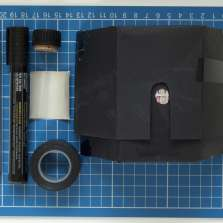 Image for Fold-Your-Own Pinhole Camera
