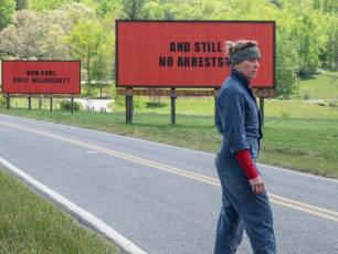 Image for Ciné Sunday: Three Billboards Outside Ebbing, Missouri}