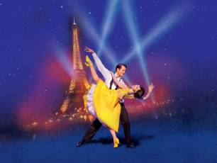 Image for An American in Paris}