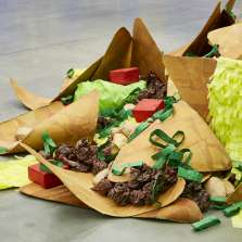 Image for Family Art Lab: Create a shonky sculpture of your favourite meal