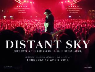 Image for Distant Sky - Nick Cave & The Bad Seeds Live in Copenhagen}