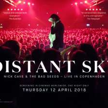 Image for Distant Sky - Nick Cave & The Bad Seeds Live in Copenhagen