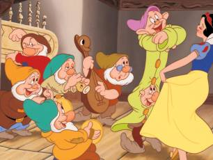Image for Relaxed Screening: Snow White and the Seven Dwarfs}