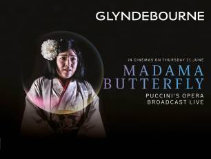 Image for Glyndebourne: Madama Butterfly - Live}