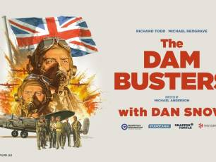 Image for The Dam Busters at 75: Live From the Royal Albert Hall}