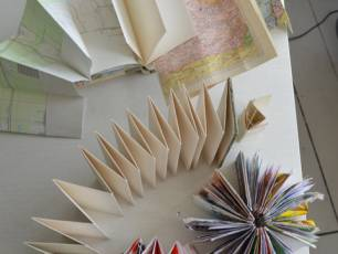 Image for Bookbinding: Introduction to 3D Books}
