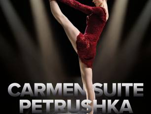 Image for Bolshoi: Carmen Suite/Petrushka}