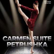 Image for Bolshoi: Carmen Suite/Petrushka