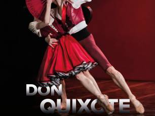 Image for Bolshoi: Don Quixote (Encore)}