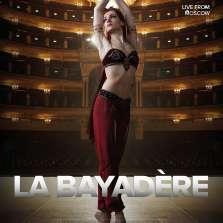 Image for Bolshoi: La Bayadère