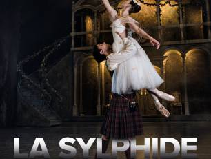 Image for Bolshoi: La Sylphide}