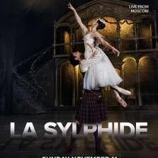 Image for Bolshoi: La Sylphide