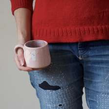 Image for Craft Sunday: Make do and mend with Eilidh Weir
