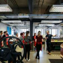 Image for Print Studio Tour