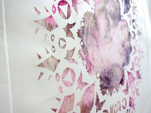 Image for Watercolour Monoprinting plus chine-collé}